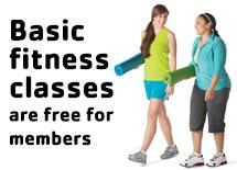 Free Basic Fitness Classes